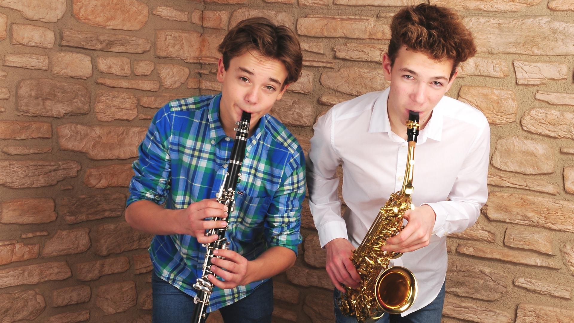 Musikschule für Saxophon und Klarinette