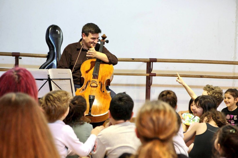 Cello Workshop für Kinder