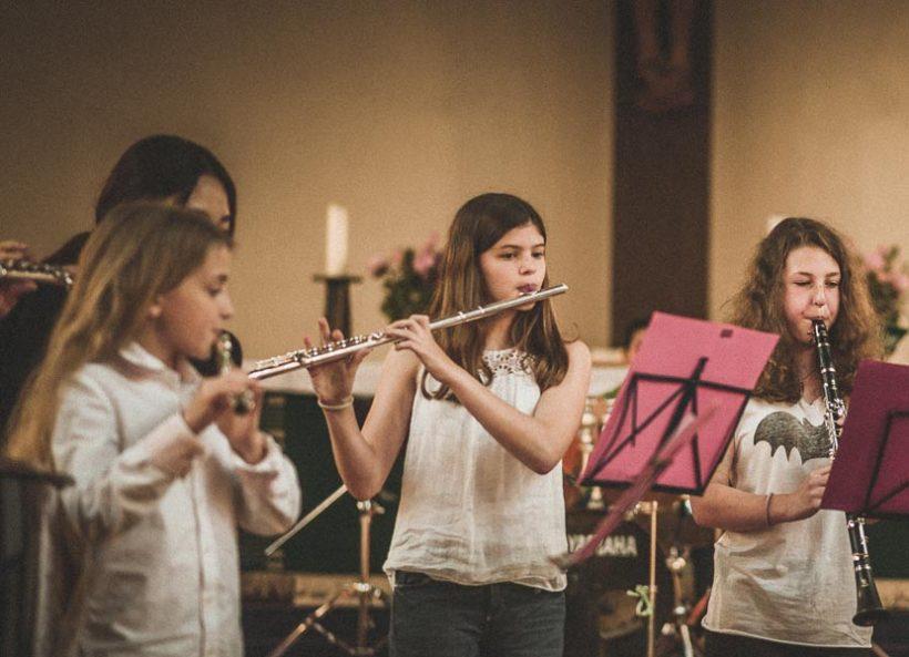 Kinderorchester Anmeldung