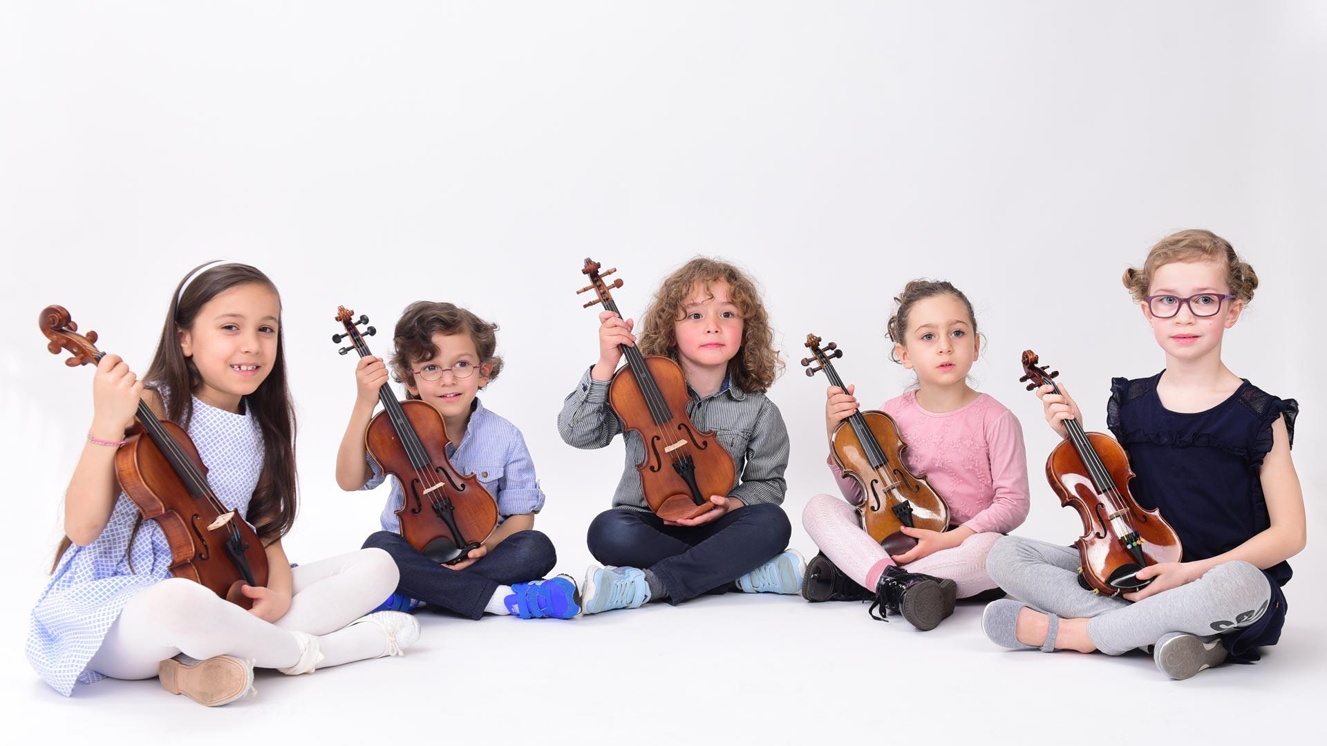 Geige in Hamburg spielen lernen
