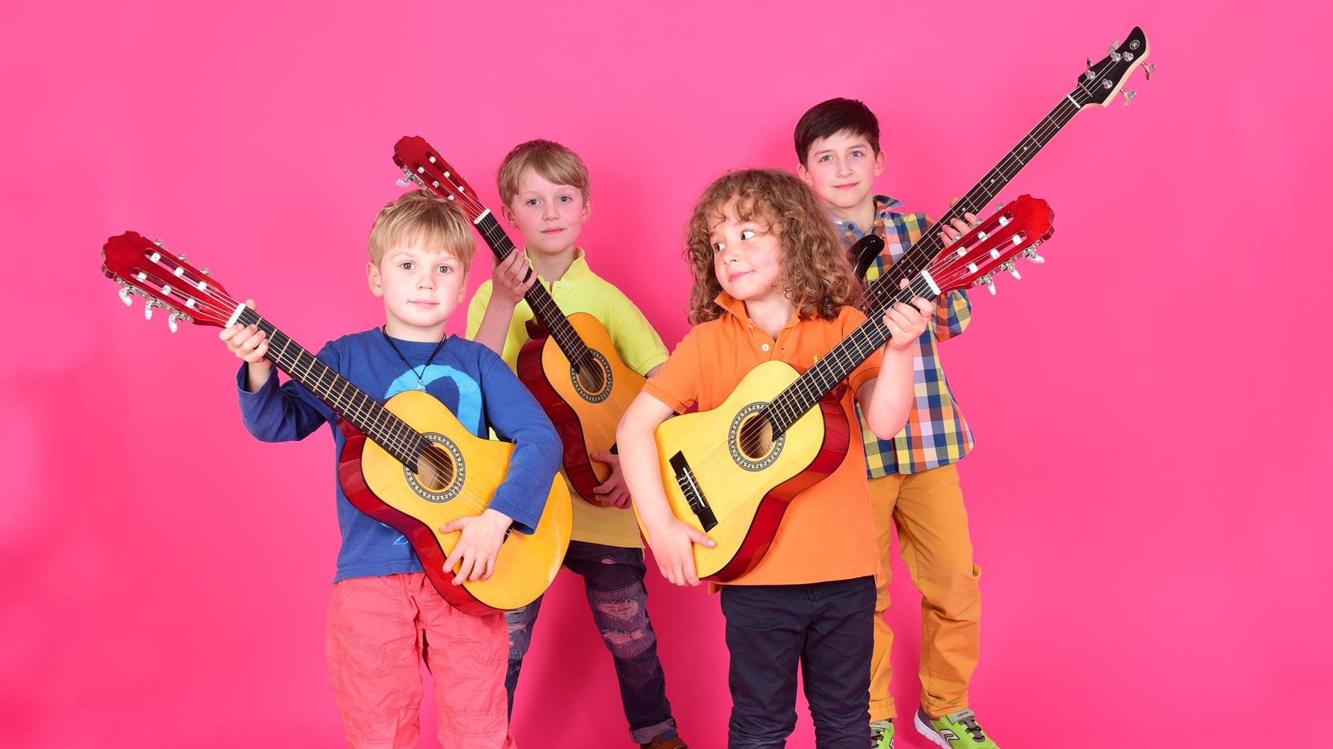 Gitarrenunterricht in Hamburg