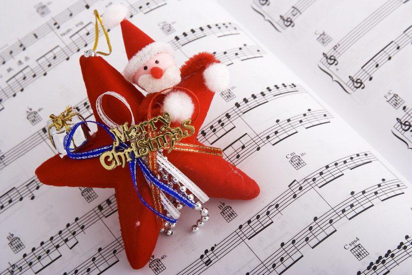 Musikgutscheine zu Weihnachten