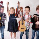 Start Musikkurse für Kinder